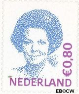 Nederland NL 2392  2006 Koningin Beatrix 80 cent  Gestempeld