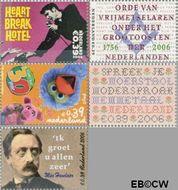 Nederland NL 2423#2428  2006 Keuze van Nederland  cent  Gestempeld