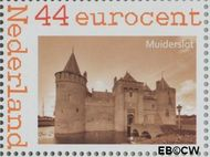 Nederland NL 2562Ah#  2009 Kastelen  cent  Gestempeld