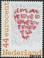 Nederland NL 2562Bb  2008 Keuze van Nederland 44 cent  Gestempeld
