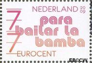 Nederland NL 2657  2009 Muziek in Nederland 77 cent  Gestempeld