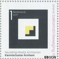 Nederland NL 2803  2011 Stad van Nederland 1 cent  Gestempeld