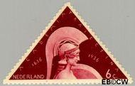 Nederland NL 287  1936 Universiteit Utrecht 6 cent  Gestempeld