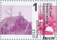 Nederland NL 2920  2012 Nederlands Openluchtmuseum 100 jaar 1 cent  Gestempeld