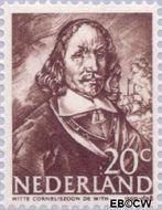 Nederland NL 417  1943 Zeehelden 20 cent  Postfris