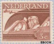 Nederland NL 430  1944 Bevrijding 3 cent  Gestempeld
