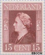 Nederland NL 435  1944 Bevrijding 15 cent  Postfris
