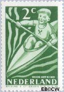 Nederland NL 508  1948 Sport en beweging 2+2 cent  Gestempeld