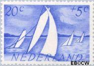 Nederland NL 517  1949 Zomermotieven 20+5 cent  Gestempeld