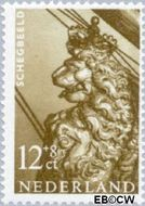 Nederland NL 769  1962 Museumvoorwerpen 12+8 cent  Gestempeld