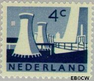 Nederland NL 792  1962 Landschappen 4 cent  Gestempeld