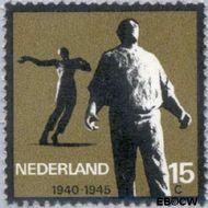 Nederland NL 837  1965 Verzet 15 cent  Gestempeld
