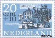 Nederland NL 845  1965 Steden 20+10 cent  Gestempeld
