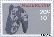 Nederland NL 879  1967 Strandvondsten 20+10 cent  Postfris