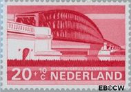 Nederland NL 903  1968 Bruggen 20+10 cent  Postfris
