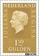 Nederland NL 954  1971 Koningin Juliana- Type 'Regina' 150 cent  Gestempeld