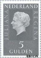 Nederland NL 957b  1981 Koningin Juliana- Type 'Regina' 500 cent  Gestempeld