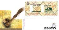 Nederland NL E425  2000 Postzegeljubileum in 2002  cent  FDC zonder adres
