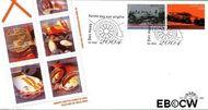 Nederland NL E498  2004 Jeugdfilatelie- Spyker  cent  FDC zonder adres