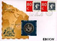 Nederland NL ECU003  1995 Aankoop Blauwe Mauritius  cent  Postfris