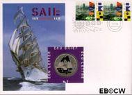 Nederland NL ECU007  1995 Sail Amsterdam 1995  cent  Postfris