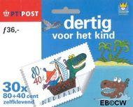 Nederland NL HB1927-29  2000 Sprookjes 80+40 cent  Postfris