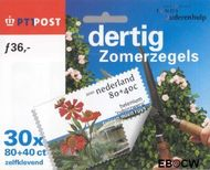 Nederland NL HB1970-72  2001 Tuinen in Nederland 80+40 cent  Postfris