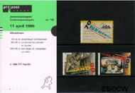 Nederland NL M136  1995 Ouderen en mobiliteit  cent  Postfris