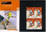 Nederland NL M205  1999 Kon. Ned. Lawn Tennisbond  cent  Postfris