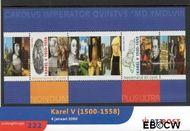 Nederland NL M222  2000 Keizer Karel V  cent  Postfris