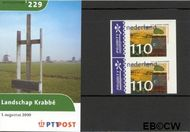Nederland NL M230  2000 Krabé, Jeroen  cent  Postfris