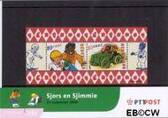 Nederland NL M233  2000 Strippostzegels- Sjors en Sjimmie  cent  Postfris