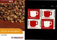 Nederland NL M281  2003 Douwe Egberts  cent  Postfris