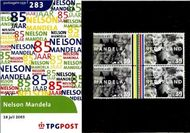 Nederland NL M283  2003 Nelson Mandela  cent  Postfris