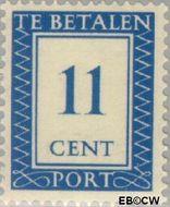 Nederland NL P88  1947 Portzegel 11 cent  Gestempeld