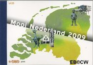 Nederland NL PR25  2009 Mooi Nederland- Verzamelvel  cent  Postfris