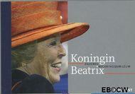 Nederland NL PR7  2005 Regeringsjubileum Koningin Beatrix  cent  Postfris