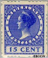 Nederland NL R48  1928 Type 'Veth' 15 cent  Gestempeld