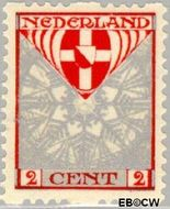Nederland NL R74  1926 Wapens 2+2 cent  Gestempeld