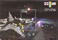 Nederlandse Antillen NA 1319  2000 Anaheim 2000 250 cent  Postfris