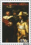 Nederlandse Antillen NA 1695a#  2006 Rembrandt van Rijn 335 cent  Postfris