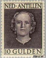 Nederlandse Antillen NA 233  1950 Type 'En Face' 1000 cent  Gestempeld
