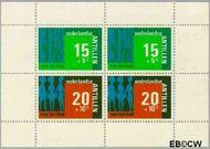 Nederlandse Antillen NA 484  1973 Hulp en zorg  cent  Gestempeld