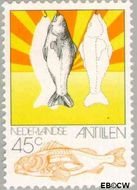 Nederlandse Antillen NA 524  1976 Landbouw 35 cent  Gestempeld