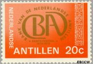 Nederlandse Antillen NA 574  1978 Bank Nederlandse Antillen 20 cent  Gestempeld