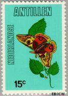 Nederlandse Antillen NA 584  1978 Vlinders 15 cent  Gestempeld