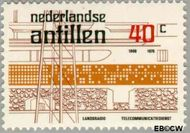 Nederlandse Antillen NA 594  1978 Radiodienst 40 cent  Gestempeld