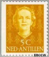 Nederlandse Antillen NA 604  1979 Type 'En Face' met diadeem 5 cent  Gestempeld