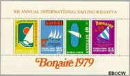 Nederlandse Antillen NA 629  1979 Sailing Regatta  cent  Gestempeld