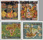 POR 1088#1091 Postfris 1969 Gama, Vasco da